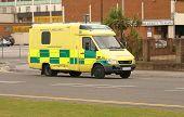 Fast Ambulance