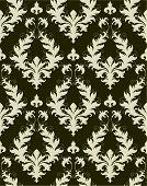 floral wallpaper