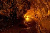 tubo de lava