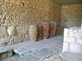 Ancient Crete Amphoras