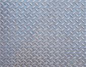 Diamondplate metal panel