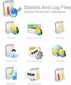 Statistic And Log Files - Cpanel Set