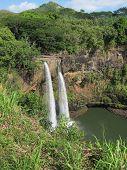 Wailua Falls, Kauai, Hi.