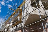 foto of trussle  - Construction of a new building - JPG