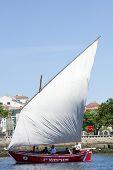 IX Encontro de embarcações tradicionais de Vila Do Conde.