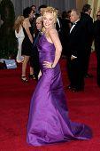 LOS ANGELES - FEB 26:  Virginia Madsen arrives at the 84th Academy Awards at the Hollywood & Highlan