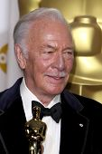 LOS ANGELES - FEB 26:  Christopher Plummer arrives at the 84th Academy Awards at the Hollywood & Hig