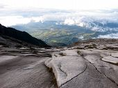 View from Mount Kinabalu, Borneo