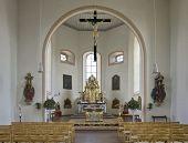 Kirche von St. Peter im Schwarzwald