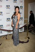 LOS ANGELES - FEB 26:  Carla Ortiz arrives at the
