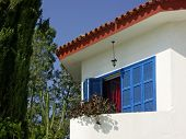 Blue House, North Cyprus