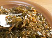 Algaes Salad -laminaria