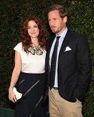 LOS ANGELES - JUN 04:  DREW BARRYMORE & WILL KOPELMAN Natural Resources Defense Council's Oceans Ini