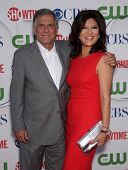 LOS ANGELES - AUG 03:  LES MOONVES & JULIE CHEN Summer TCA Party 2011 - CBS / SHOWTIME / CW   on Aug