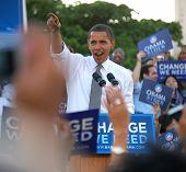 Barack Speaking