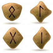 pic of seer  - Runes Engraved on Stone - JPG