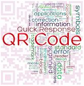 Qr-code Word Tags