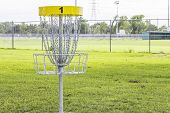 Disc Golf Cage