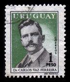 Carlos Vaz Ferreira, Uruguayan Philosopher, Writer