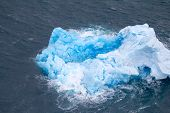 Small Blue Iceberg
