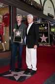 LOS ANGELES - SEP 4:  Jane Lynch, Christopher Guest at the Jane Lynch Hollywood Walk of Fame Star Ce