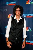 NEW YORK-SEP 4: Howard Stern attends the post-show red carpet for NBC's