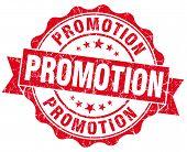 Promotion Grunge Stamp