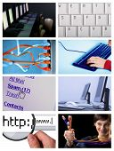 Internet Technology Collage