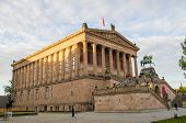 Alte Nationalgalerie at the Museumsinsel