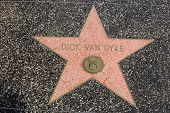 Dick Van Dyke's Star On Hollywood Walk Of Fame