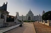 pic of reign  - Victoria Memorial Kolkata India  - JPG