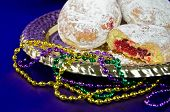 paczki with party beads