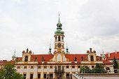 Prague pilgrim place Loreta Czech Republic