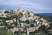 Hilltop medieval village of Gordes, France
