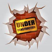 Under Construction Concept.