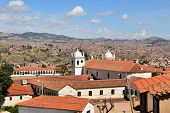 Sucre, capital of Bolivia - the white city