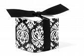 Fleur-de-lis Designed Gift Box