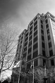 Norfolk Southern Building Downtown Roanoke, Virginia USA