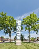 Woodward Avenue Tribute Sculpture, Woodward Dream Cruise, Ferndale
