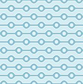 Blue circles background pattern