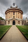 Bodleian Library Oxford England