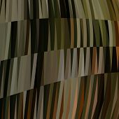 art abstract colorful  waves pattern background with olive, green, brown and black colors