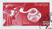 Glassmaker Stamp