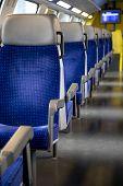 Train Seats - 01