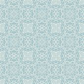Seamless pattern with decorative ornament