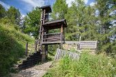 Celtic Hill Fort At Havranok - Slovakia