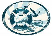 Sea Guard Emblem
