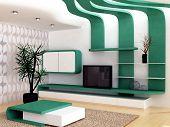 Corian Livingroom poster