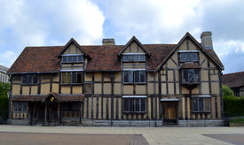 pic of william shakespeare  - A view of William Shakespeare - JPG