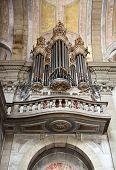 Mauritanian Organ In The Church